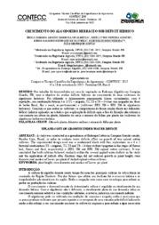 7a724142f4 Crescimento do algodoeiro herbáceo sob déficit hídrico. - Portal Embrapa