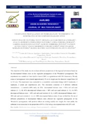 Asexual propagation of punica granatum