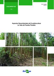 Aspectos geoambientais da eucaliptocultura no Vale do Paraíba Paulista.