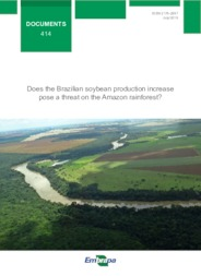 Thumbnail de Does the Brazilian soybean production increase pose a threat on the Amazon rainforest?