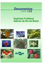 Espécies frutíferas nativas do Sul do Brasil. - Portal Embrapa
