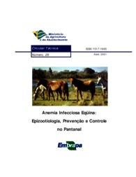 ANEMIA EQUINA PDF INFECCIOSA