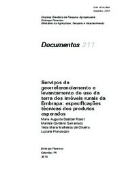 b6248a9f0fb Serviços de georreferenciamento e levantamento do uso da terra dos ...