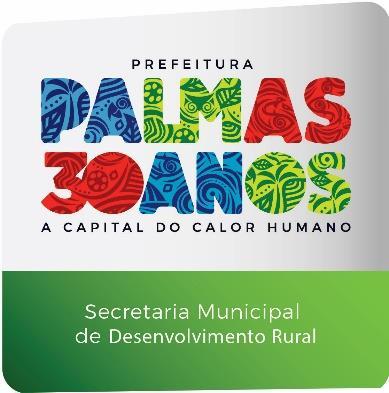 MUNICIPIO DE PALMAS SECRETARIA MUNIC DE DESENVOLVIMENTO RURAL
