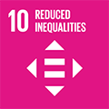 SDG 10 - Reduced inequalities
