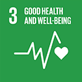 SDG 3 - Goog helth and well-being