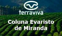 Coluna Evaristo de Miranda - Canal Terraviva