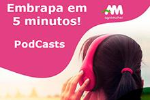 PodCasts Embrapa em 5 minutos
