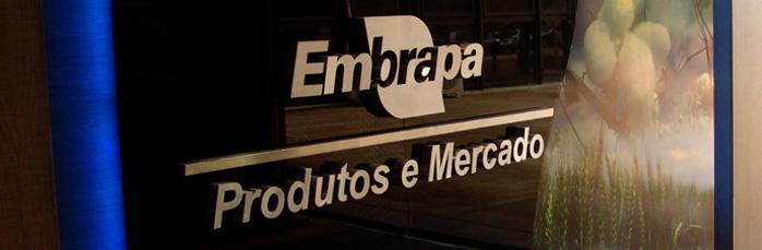 Embrapa - Produtos e Mercado