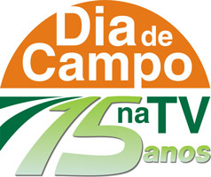 Selo 15 anos do Dia de Campo na TV