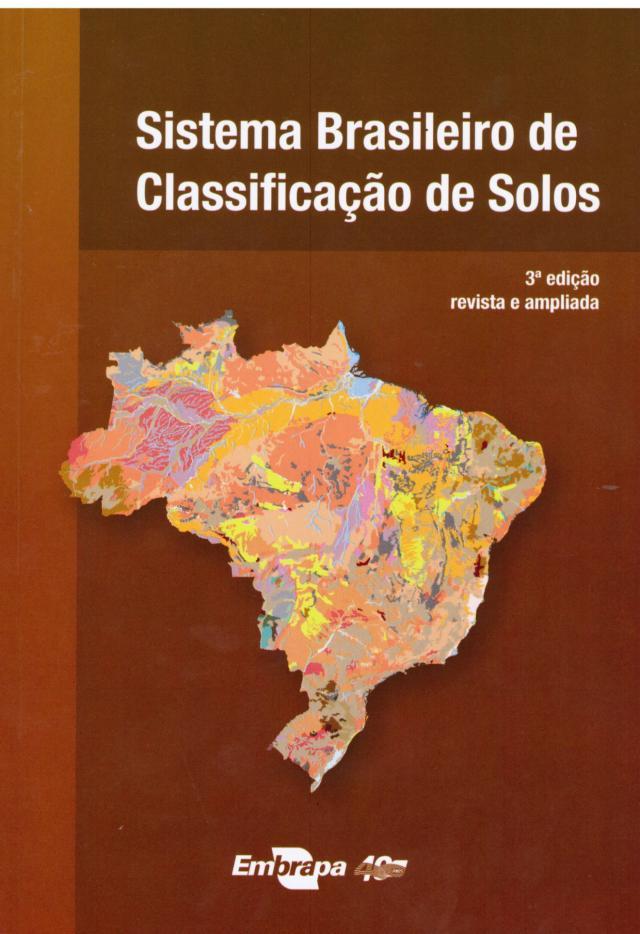 Sistema Brasileiro de Classificação de Solos Chega ao