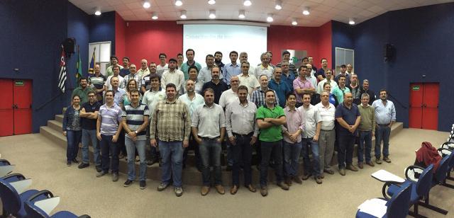 Gabriel Pupo Nogueira - Participantes ao final do curso.