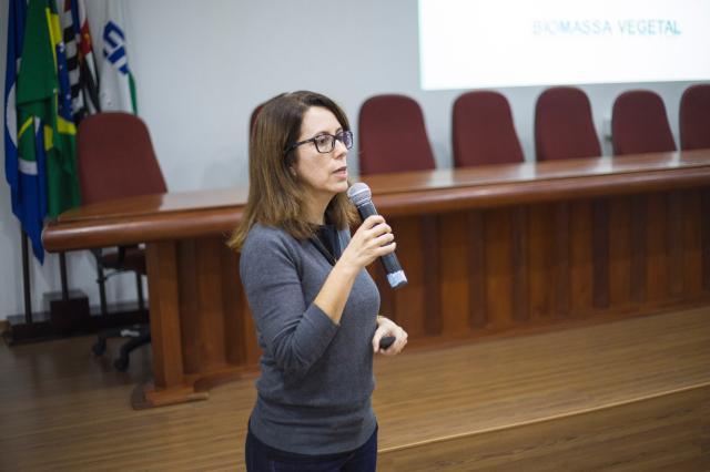 Camila Florêncio - Pesquisadora propõe coquetel enzimático para obtenção do etanol 2G