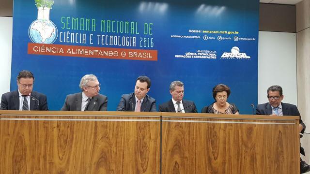 Jorge Duarte - A 13a. SNCT foi aberta oficialmente nesta terça-feira (18) em Brasília