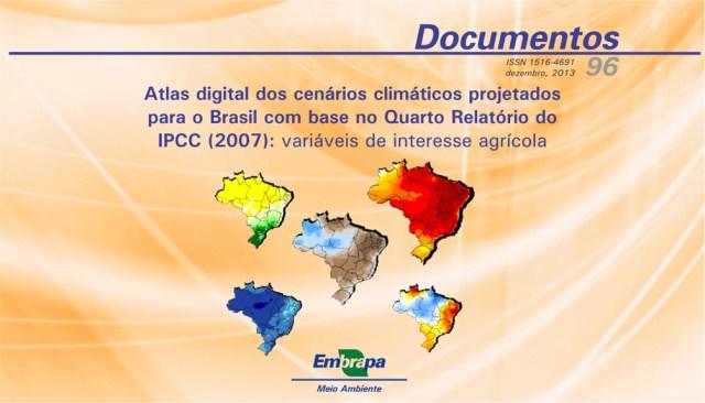 Arquivo Embrapa - Capa da publicação