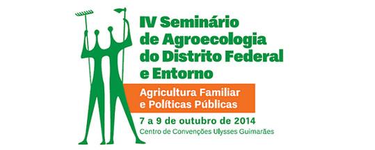 - IV Seminário de Agroecologia do DF e Entorno