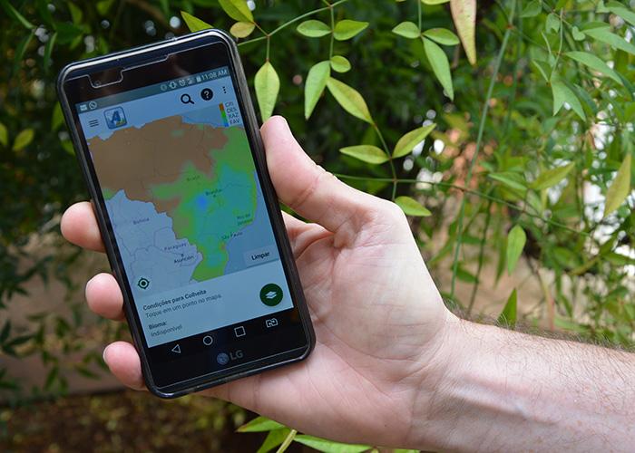 Nadir Rodrigues - Aplicativo permite salvar locais favoritos