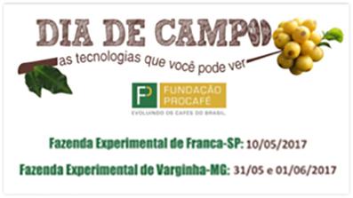 Melhoramento genético do cafeeiro será destaque do Dia de Campo em Franca (SP)