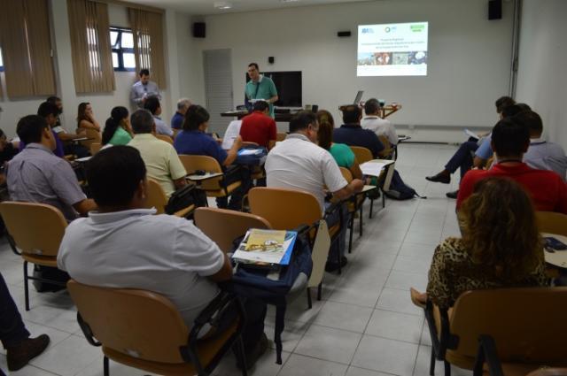 Alexandre Oliveira - Os participantes atuarão como multiplicadores de tecnologias e sistemas de produção que podem ser aplicados no Paraguai