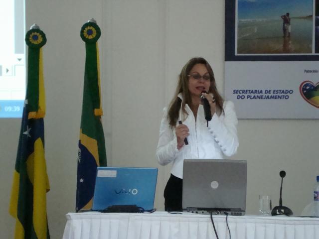 Embrapa Solos - Margareth trabalha com a organização da informação de solos no Brasil