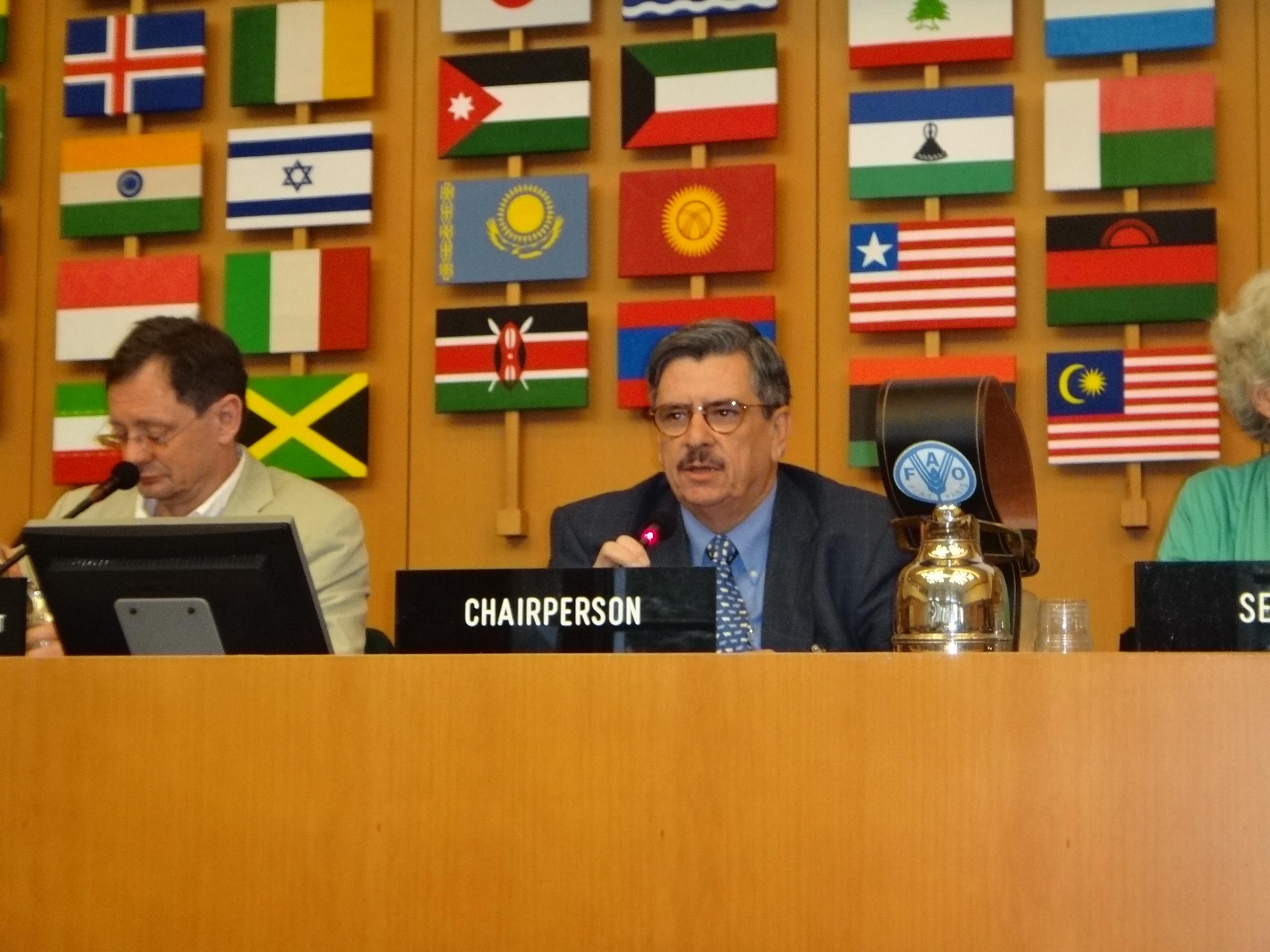 Divulgação Embrapa - Arthur Mariante é o representante do Brasil no Painel Consultivo do banco nórdico.