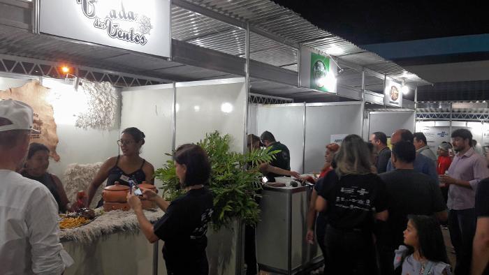 Adilson Nóbrega - Evento mobilizou produtores e empreendedores de carnes de pequenos ruminantes