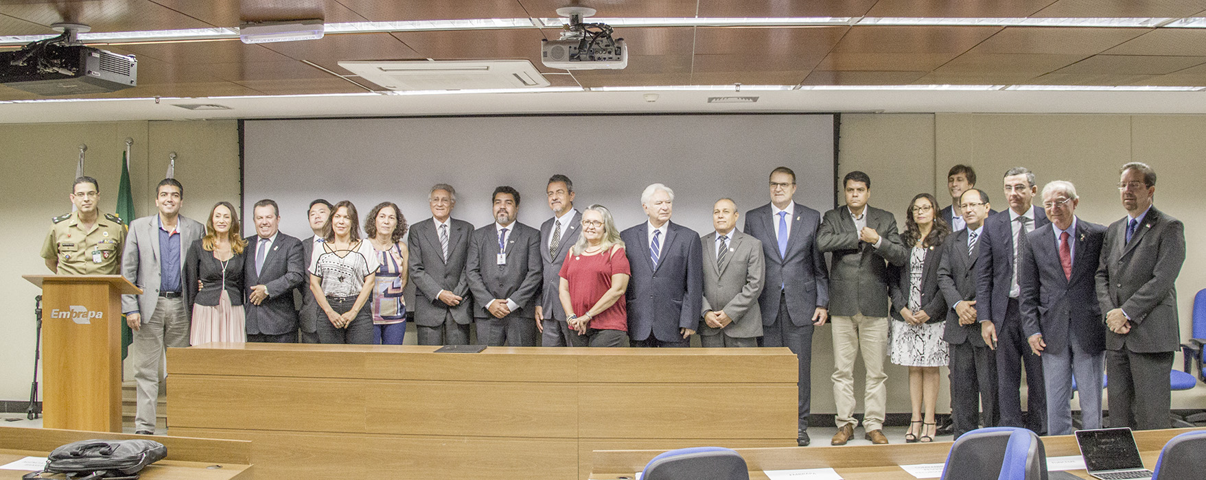 Fabio Reynol - Instituições se unem na maior parceria já realizada para mapear os solos do Brasil