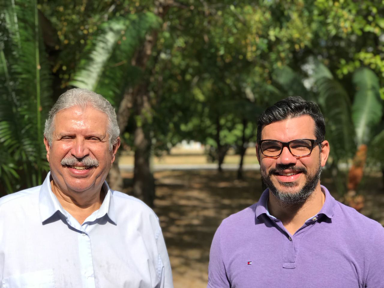 Saulo Coelho - Manoel Moacir e Márcio Rogers