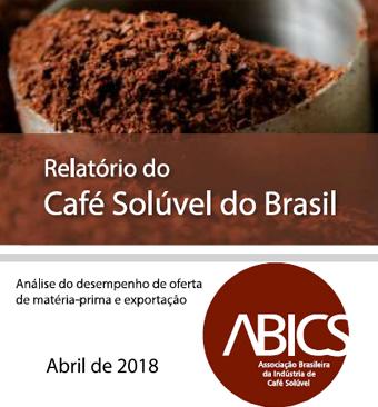 Café Solúvel do Brasil é exportado para 106 países