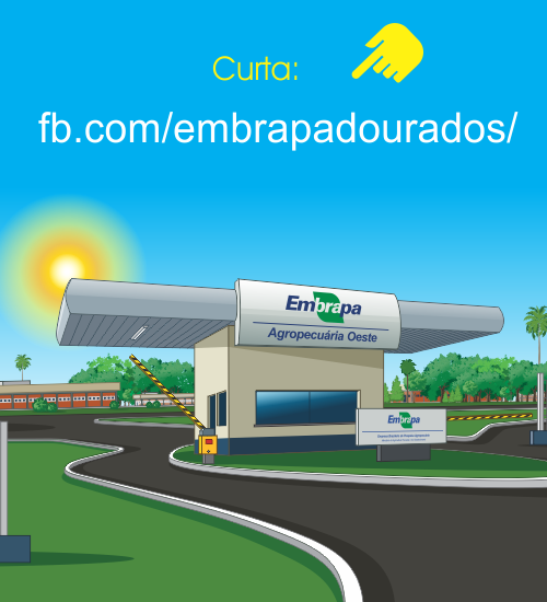 Facebook Embrapa Agropecuária Oeste