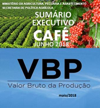 Faturamento das lavouras dos Cafés do Brasil atinge R$ 24 bilhões em 2018