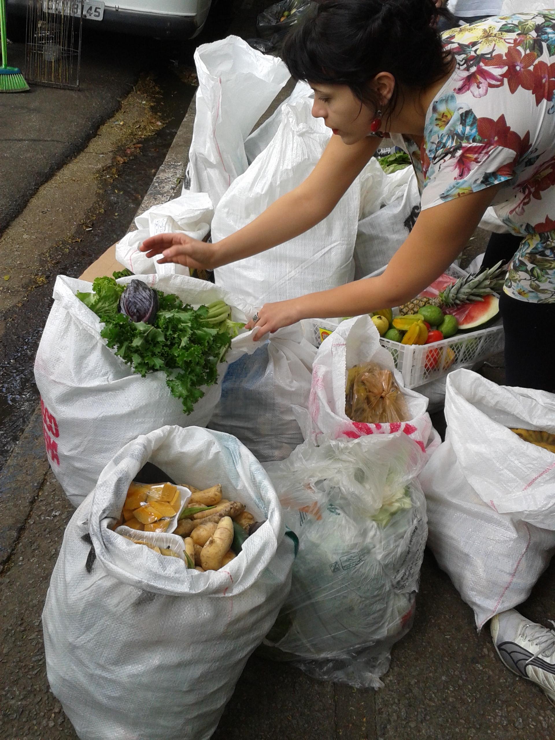 Gustavo Porpino - Nos dias 9 de 10 de agosto, Embrapa participa de evento para discutir perdas e desperdícios de alimentos no Brasil