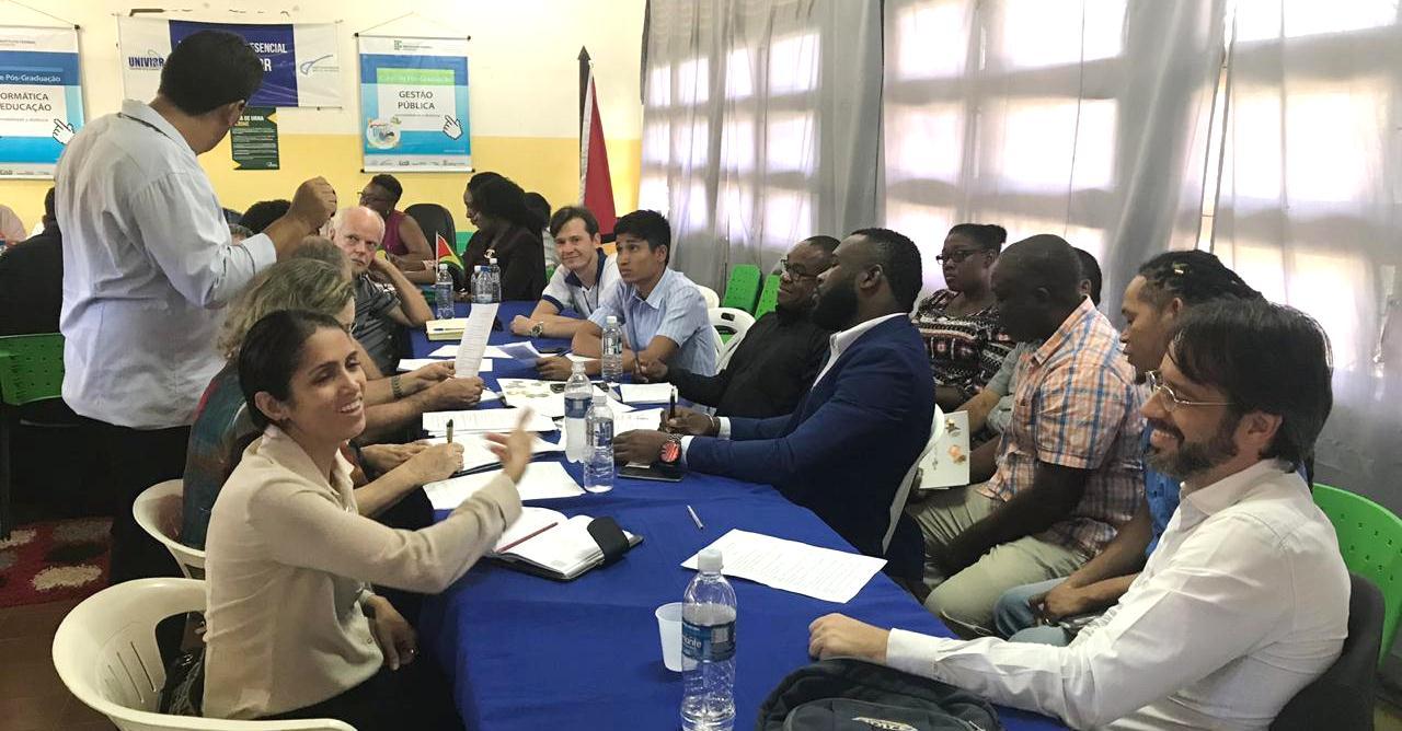 Arquivo Embrapa Roraima - Reunião ampliou diálogo sobre proteção de fronteiras para entrada de novas pragas quarentenárias