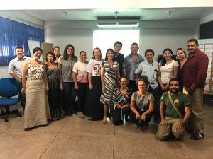 Divulgação do evento - A oficina, realizada na Embrapa Amapá, contou com técnicos e representantes de instituições governamentais e da sociedade civil.