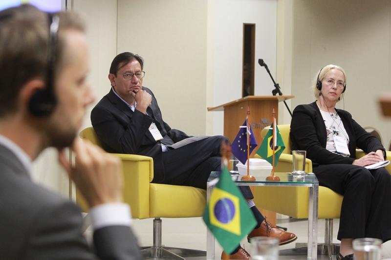 Diálogos Setoriais - Pesquisadores europeus participaram dos debates sobre desperdício de alimentos