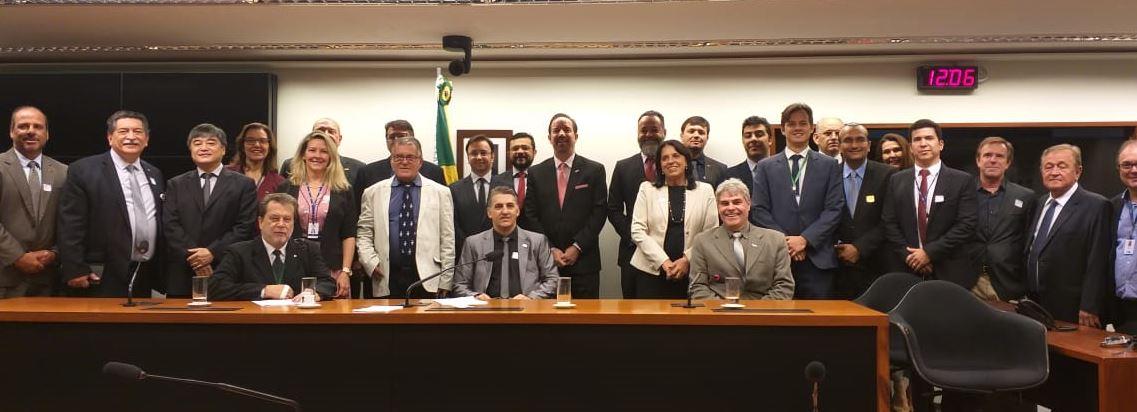Maria Clara Guaraldo - Audiência pública reúne chefes da Embrapa e parlamentares