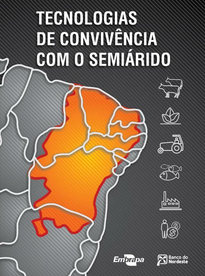 Embrapa - O livro traz uma reflexão sobre o desenvolvimento agrícola e rural da Região