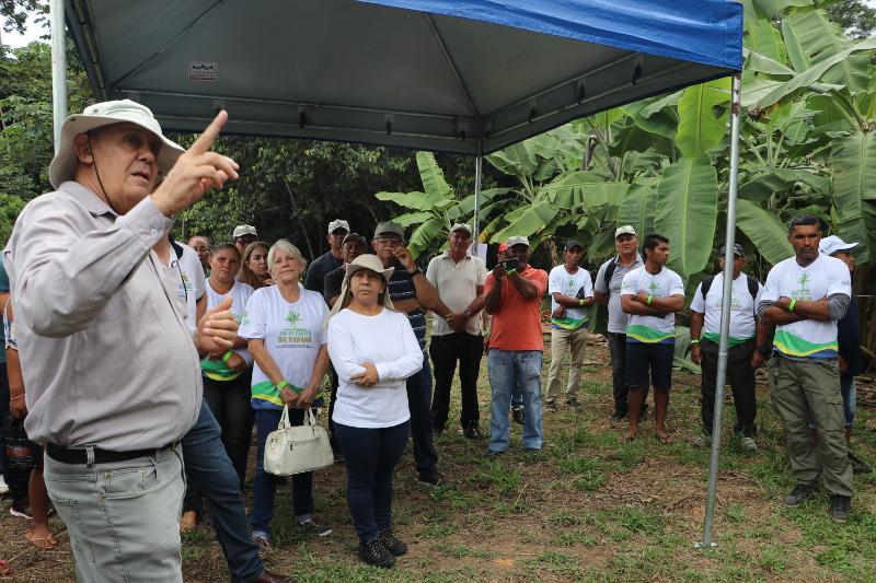 Fernando Goss - Dia de Campo apresentou tecnologias para produção da fruta