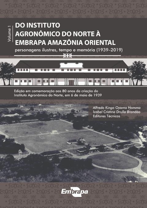 Reprodução - A publicação reúne 23 biografias que se entrelaçam descortinando nuances inéditas da linha do tempo da pesquisa agropecuária na Amazônia.