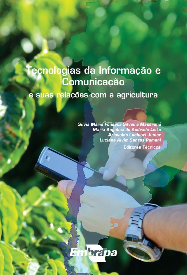 Neide Makiko Furukawa - Publicação aborda perspectivas das TIC na agropecuária